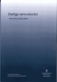 Tortedellemiebrame.it Statliga servicekontor - mer service på fler platser. SOU 2018:43 : Slutbetänkande från Servicekontorsutredningen (Fi 2017:07) Image