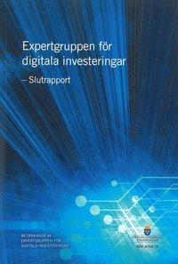 Radiodeltauno.it Expertgruppen för digitala investeringar. SOU 2018:72. Slutrapport : Betänkande från Expertgruppen för digitala investeringar (Fi 2017:04) Image