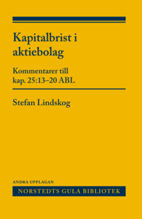 Radiodeltauno.it Kapitalbrist i aktiebolag : Kommentarer till kap. 25:13-20 ABL Image