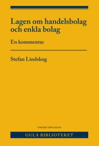 Skopia.it Lagen om handelsbolag och enkla bolag : en kommentar Image