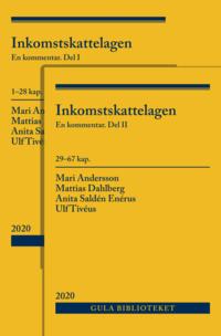 Skopia.it Inkomstskattelagen : en kommentar (Vol. 1-2) Image