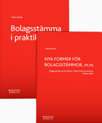 Skopia.it Bolagsstämma i praktiken : en teoribok Image