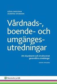 Rsfoodservice.se Vårdnads-, boende- och umgängesutredningar : att skyndsamt och strukturerat genomföra utredningar Image