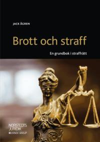 Skopia.it Brott och straff : en grundbok i straffrätt Image