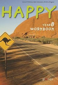 Happy Workbook Year 8 2:a uppl