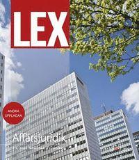 Skopia.it Lex Affärsjuridik Fakta och övningar Image