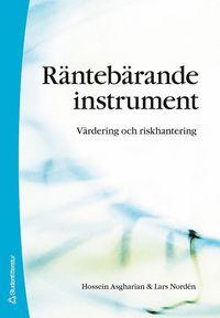 Räntebärande instrument : värdering och riskhantering