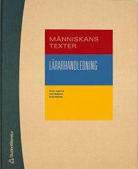 människans texter språket elevbok med webbdel