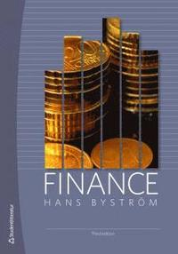 Finance - (bok + digital produkt) (häftad)
