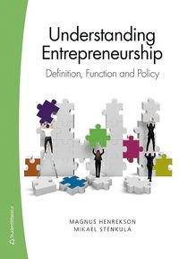 Understanding Entrepreneurship - Definition, Function, and Policy (pocket)