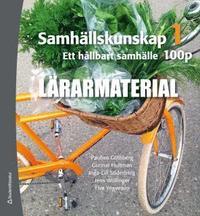 Skopia.it Samhällskunskap 1 100 p Lärarmaterial - Ett hållbart samhälle Image