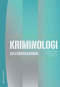 Skopia.it Kriminologi : en studiehandbok Image