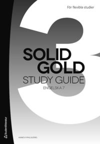 Solid Gold 3 Study Guide Elevpaket - Digitalt + Tryckt