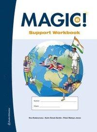 Radiodeltauno.it Magic! 6  Support Workbook - Tryckt Image