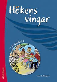 Skopia.it Hökens vingar Lärarpaket - Digitalt + Tryckt - Högläsning i förskoleklass Image