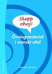 Skopia.it Skepp ohoj! (Bok + digital produkt) - Övningsmaterial i svenskt uttal Image