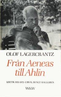 Skopia.it Från Aeneas till Ahlin : kritik 1951-1975 Image