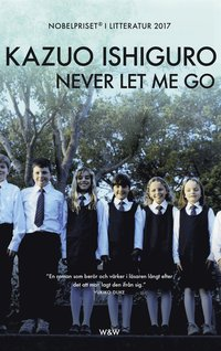 Never let me go (e-bok)