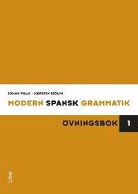 Skopia.it Modern spansk grammatik : övningsbok 1 + facit Image
