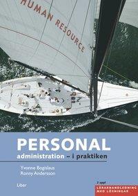 Tortedellemiebrame.it Personaladministration - i praktiken Lärarhandling med lösningar inkl cd Image