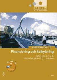 Skopia.it Ekonomistyrning Finansiering och kalkylering Handledning + cd Image