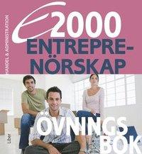 Rsfoodservice.se E2000 Entreprenörskap Övningsbok Handels- och administrationsprogrammet Image