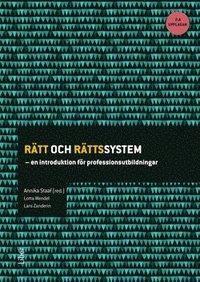 Rsfoodservice.se Rätt och rättssystem : en introduktion för professionsutbildningar Image