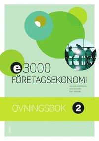 E3000 Företagsekonomi 2 Övningsbok