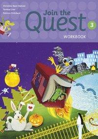 Join the Quest åk 3 Workbook