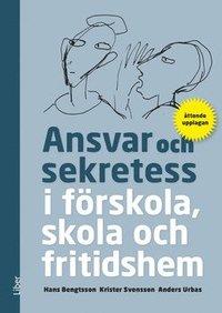 Rsfoodservice.se Ansvar och sekretess - i förskola, skola och fritidshem Image