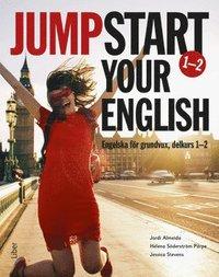 Skopia.it Jumpstart Your English 1-2 - Engelska för grundvux, delkurs 1-2 Image