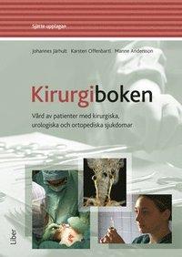 Skopia.it Kirurgiboken : vård av patienter med kirurgiska, urologiska och ortopediska sjukdomar Image