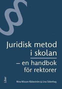 Radiodeltauno.it Juridisk metod i skolan - En handbok för rektorer Image