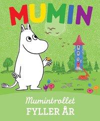 mumintrollet fyller år Mumintrollet fyller år   Tove Jansson   Bok (9789150114300)   Bokus mumintrollet fyller år