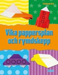 Vika pappersflygplan