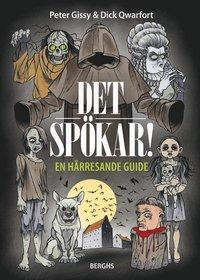 6ef73d52202 Det spökar! : en hårresande guide - Peter Gissy - Bok (9789150222142 ...