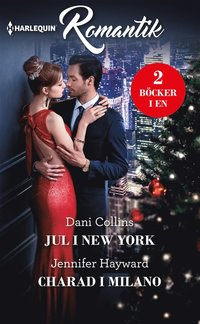 Jul i New York/Charad i Milano (e-bok)