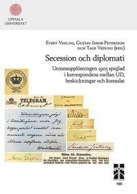 Skopia.it Secession och diplomati: Unionsupplösningen 1905 speglad i korrespondens mellan UD, beskickningar och konsulat Image
