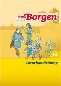 Skopia.it Matte Direkt Borgen Lärarhandledning 4A Ny upplaga Image