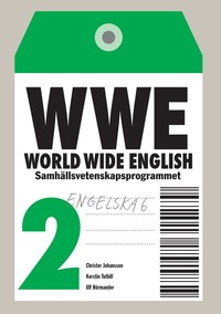 World Wide English S2 Allt i ett-bok inkl. ljudfil (häftad)
