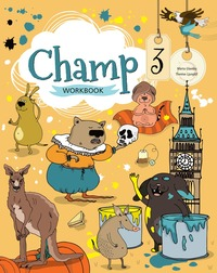 Champ 3 Workbook (häftad)