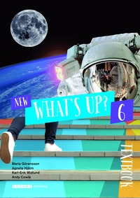 New What's up? 6 Textbook (häftad)