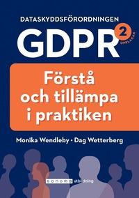Skopia.it Dataskyddsförordningen GDPR : förstå och tillämpa i praktiken Image