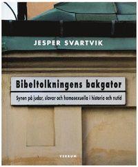 Skopia.it Bibeltolkningens bakgator : Synen på judar, slavar och homosexuella i historia och nutid Image