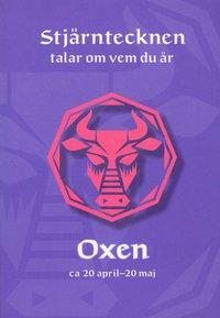 Presentbok stjärntecken Oxen
