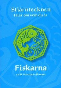 Presentbok stjärntecken Fiskarna