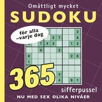 Radiodeltauno.it Omåttligt mycket sudoku : för alla - varje dag Image