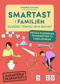 Rsfoodservice.se Smartast i familjen : klurigt, trixigt & roligt Image