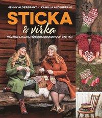 Skopia.it Sticka och virka : vackra sjalar, mössor, sockor och vantar Image