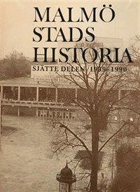 Skopia.it Malmö stads historia : (1939-1990) Image